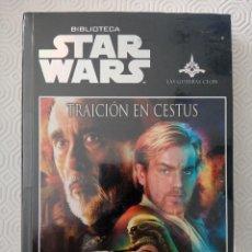 Libros de segunda mano: STAR WARS: TRAICION EN CESTUS DE STEVEN BARNES. Lote 69758361