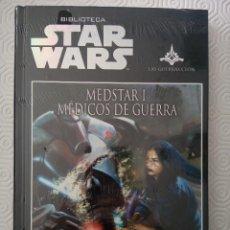 Libros de segunda mano: STAR WARS: MEDSTAR I: MEDICOS DE GUERRA DE MICHAEL REAVES & STEVE PERRY. Lote 69758941