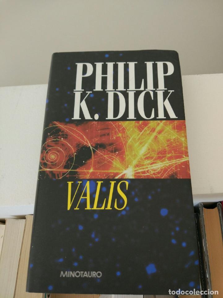 Pity, philip k dick valis commit error