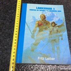 Libros de segunda mano: LANKHMAR I. / LEIBER FRITZ.. Lote 71579727