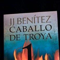 Libros de segunda mano: CABALLO DE TROYA 1 DE J.J. BENÍTEZ. Lote 72207483