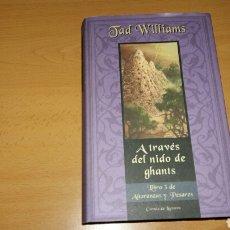 Libros de segunda mano: A TRAVES DEL NIDO DE GHANTS.. Lote 72846805