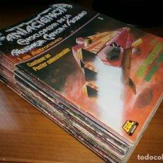 Libros de segunda mano: FANTACIENCIA. ENCICLOPEDIA DE LA FANTASÍA CIENCIA Y FUTURO - 31 FASCÍCULOS - EGC EDICIONES, 1982.. Lote 73126999