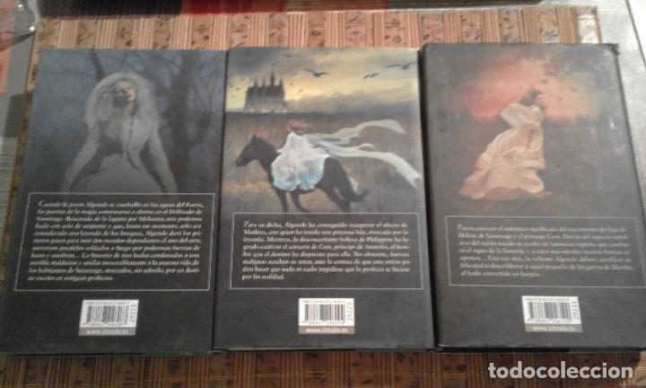 Libros de segunda mano: El canto de las Brujas - Tomos I, II y III - Mireille Calmel - Foto 2 - 73835119