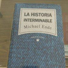 Libri di seconda mano: LA HISTORIA INTERMINABLE ENDE. Lote 74317162