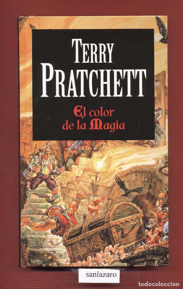 el color de la magia - terry pratchett edic. al - Comprar Libros de ...