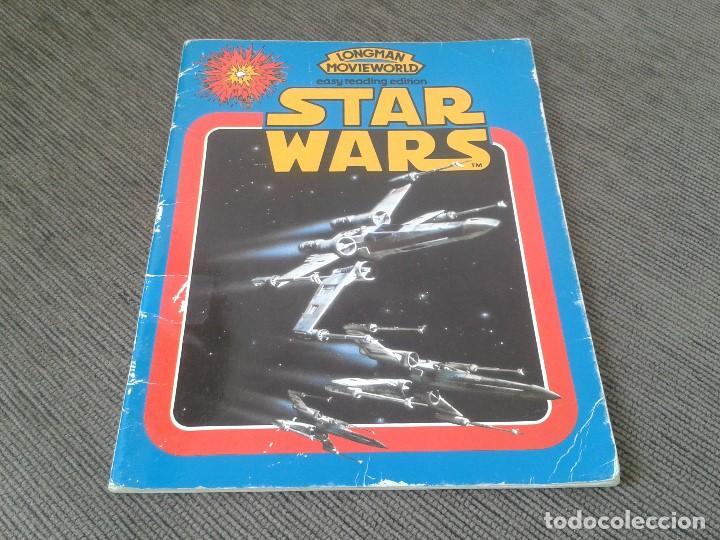 LIBRO LECTURA EN INGLÉS -- STAR WARS -- EASY READING EDITION -- LONGMAN, 1981 (Libros de Segunda Mano (posteriores a 1936) - Literatura - Narrativa - Ciencia Ficción y Fantasía)