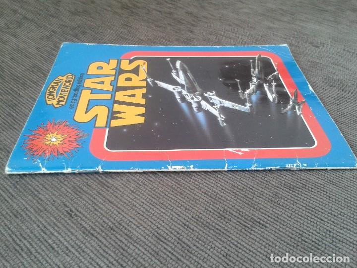 Libros de segunda mano: Libro lectura en Inglés -- STAR WARS -- Easy Reading Edition -- Longman, 1981 - Foto 2 - 74405243