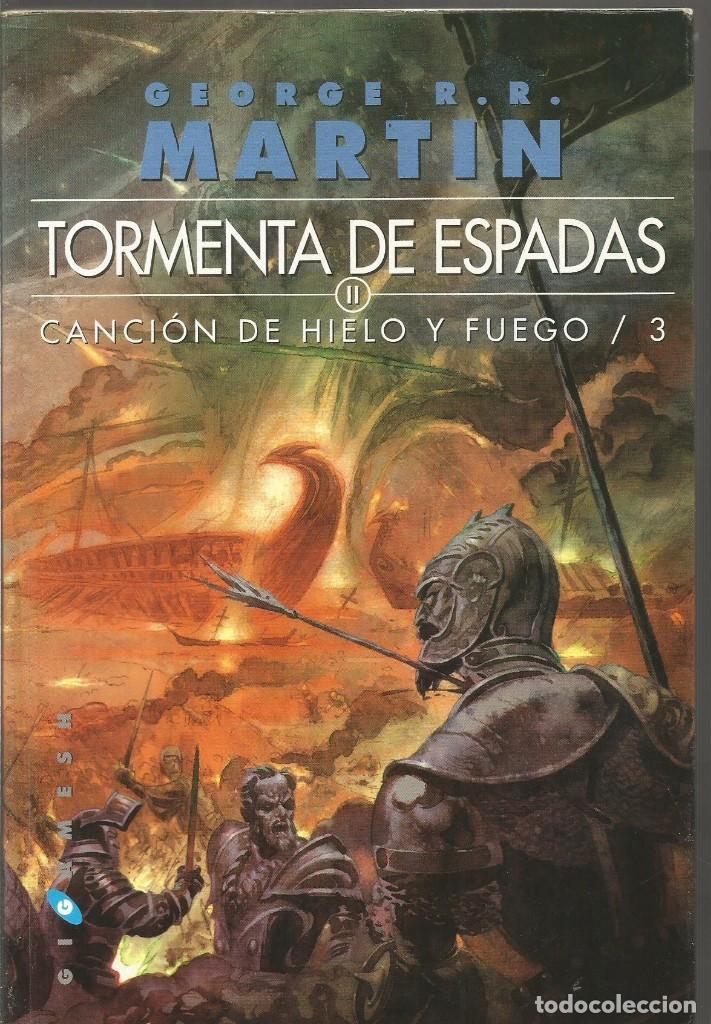 TORMENTA DE ESPADAS 1 EBOOK