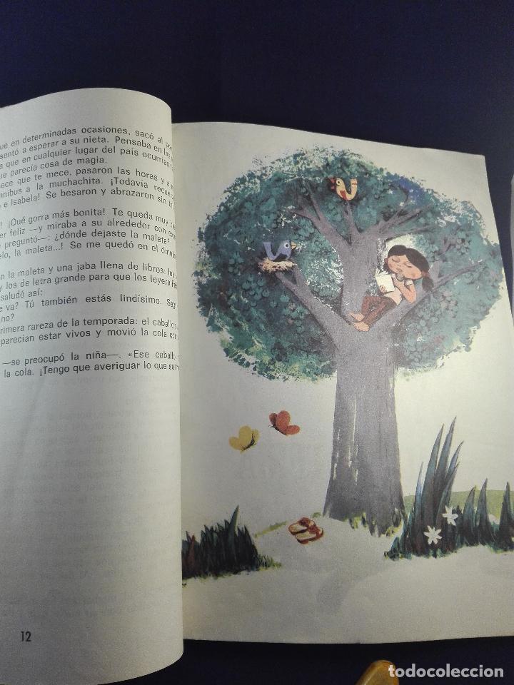 Libros de segunda mano: EL VALLE DE LA PÁJARA PINTA - DORA ALONSO - ILUSTRACIONES REYNALDO ALFONSO - CUBA - ÚNICO - 1984 - - Foto 5 - 75574243