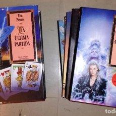 Libros de segunda mano: GRAN FANTASY, TAPAS DURAS: LOTE DE 8 NOVELAS - MARTINEZ ROCA. Lote 76038079