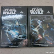 Libros de segunda mano: STAR WARS PLANETA DE AGOSTINI MEDSTAR I Y II MEDICOS DE GUERRA REAVES PERRY. Lote 76356071