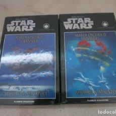 Libros de segunda mano: STAR WARS PLANETA DE AGOSTINI MAREA OSCURA OFENSIVA DESASTRE STACKPOLE PRECINTADOS. Lote 76359327