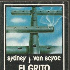 Libros de segunda mano: SYDNEY J. VAN SCYOC. EL GRITO DE LAS NUBES. EDHASA NEBULAE. Lote 76549799