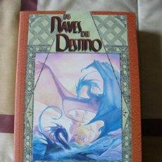 Libros de segunda mano: LAS NAVES DEL DESTINO - ROBIN HOBB - NUEVO. Lote 81114860