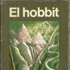 Libros de segunda mano: EL HOBBIT - J. R. R. TOLKIEN - EDITORIAL MINOTAURO - 2ª EDICIÓN - 1982. Lote 82671912