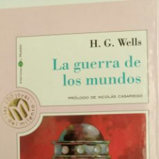 Libros de segunda mano: LA GUERRA DE LOS MUNDOS, DE H. G. WELLS, PRÓLOGO DE NICOLÁS CASARIEGO.. Lote 82838367