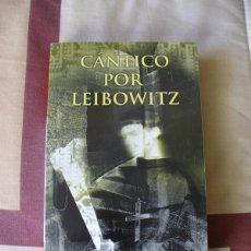 Livros em segunda mão: CÁNTICO POR LEIBOWITZ - WALTER M. MILLER. Lote 82852852