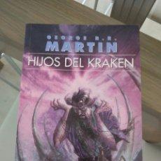 Libros de segunda mano: FANTASIA JUEGO DE TRONOS GEORGE MARTIN HIJOS DEL KRAKEN. Lote 83087116