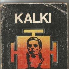 Libros de segunda mano: GORE VIDAL. KALKI. MINOTAURO. Lote 83173608