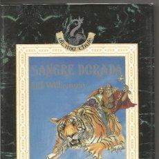 Libros de segunda mano: JACK WILLIAMSON. SANGRE DORADA. ANAYA ULTIMA THULE. Lote 131893553