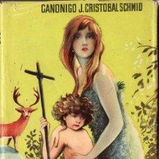 Libros de segunda mano: SCHMID : GENOVEVA DE BRABANTE (JUVENIL CADETE, Nº 58). Lote 86046008