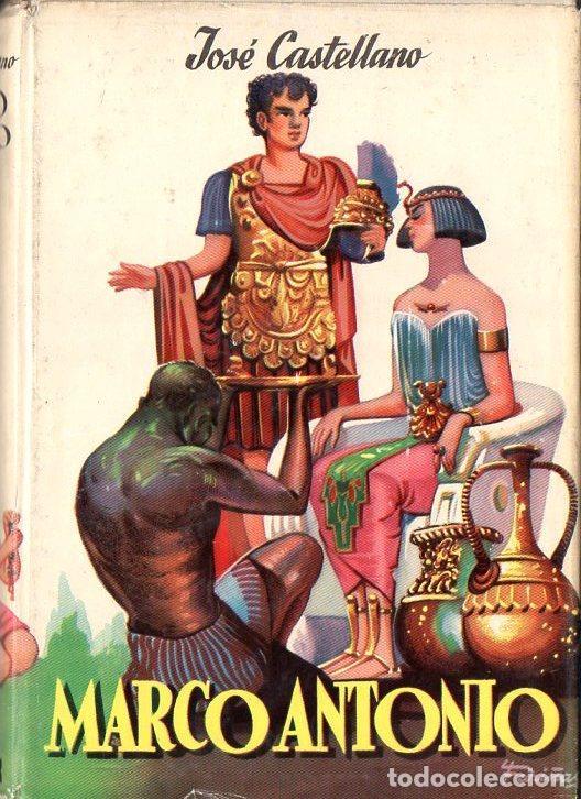 J. J. MIRA : MARCO ANTONIO (CADETE AVENTUREROS GENIALES, Nº 5) (Libros de Segunda Mano (posteriores a 1936) - Literatura - Narrativa - Ciencia Ficción y Fantasía)