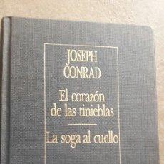 Libros de segunda mano: JOSEPH CONRAD. EL CORAZÓN DE LAS TINIEBLAS.. Lote 86346904