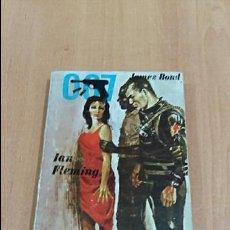 Libros de segunda mano: VIVIR Y DEJAR MORIR. 007 JAMES BOND. IAN FLEMING. EDICIONES ALBOM 1964. Lote 86432552