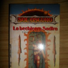 Libros de segunda mano: LA HECHICERA SADIRA - PENTA PRISMA 3 (TROY DENNING) SOL OSCURO TIMUN MAS. Lote 86768176