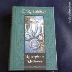 Libros de segunda mano: LA SERPIENTE UROBOROS. E.R. EDDISON. Lote 87403824