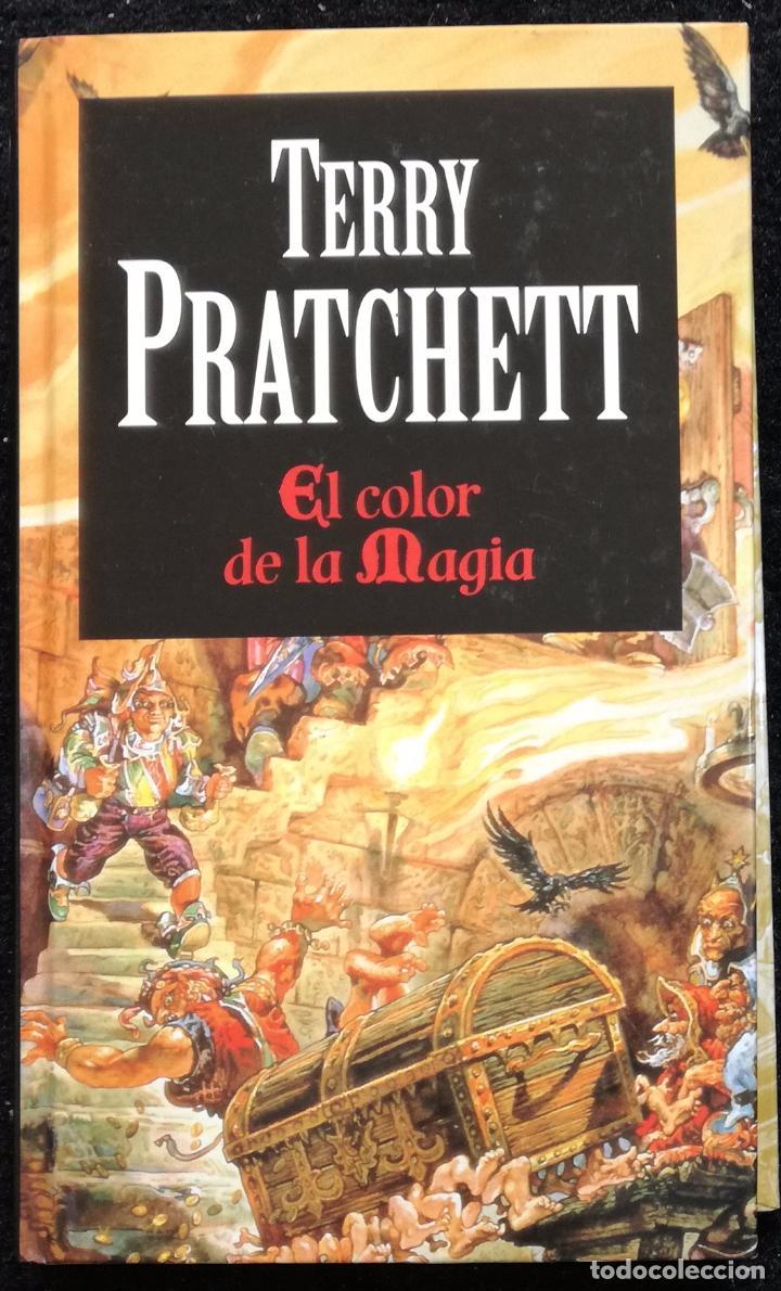 novela el color de la magia - terry pratchett; - Comprar Libros de ...