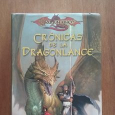 Libros de segunda mano: CRONICAS DE LA DRAGONLANCE, MARGARET WEIS, TRACY HICKMAN, CIRCULO DE LECTORES, 2004. Lote 87847492
