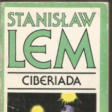 Libros de segunda mano: STANISLAW LEM. CIBERIADA. BRUGUERA. Lote 176994818