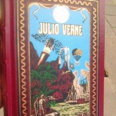 Libros de segunda mano: VERNE, JULIO - ESCUELA DE ROBINSONES (RBA, 2002). Lote 88371676