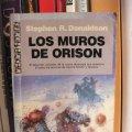 Libros de segunda mano: Los muros de Orison (Stephen R. Donaldson) Ultramar bolsillo. CIENCIA FICCIÓN. Lote 89005020
