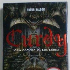 Libros de segunda mano: CURDY Y LA CÁMARA DE LOS LORES - ARTUR BALDER - MONTENA. Lote 202841926