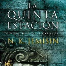 Libros de segunda mano: LA QUINTA ESTACION N. K. JIMISIN. Lote 89268332