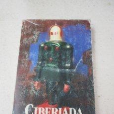 Libros de segunda mano: CIENCIA FICCION STANISLAW LEM CIBERIADA ALIANZA. Lote 89418752