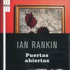 Libros de segunda mano: RANKIN, IAN: PUERTAS ABIERTAS. Lote 89869332