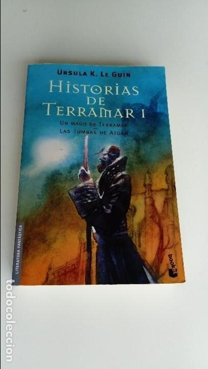 Historias De Terramar 1 Un Mago De Terramar L Sold Through Direct Sale 90277448