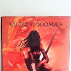 Libros de segunda mano: ALISON GOODMAN - EONA. EL ÚLTIMO OJO DEL DRAGÓN. Lote 90339480