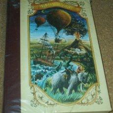 Libros de segunda mano: DE LA TIERRA A LA LUNA, JULIO VERNE.MPECABLE SIN USO,TOTALMENTE PRECINTADO IMPORTANTE LEER DESCRIPCI. Lote 90349912