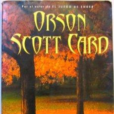 Libros de segunda mano: ORSON SCOTT CARD. ENCANTAMIENTO. EDICIONES OBELISCO. 1ª EDICIÓN 2002.. Lote 90636410