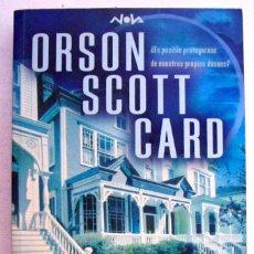 Libros de segunda mano: ORSON SCOTT CARD. CALLE DE MAGIA. NOVA EDICIONES. 1ª EDICIÓN 2007.. Lote 90636675