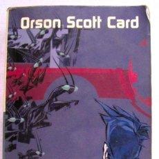 Libros de segunda mano: ORSON SCOTT CARD. ENDER EL XENOCIDA. PUNTO DE LECTURA. 1ª EDICIÓN 2000.. Lote 91260150