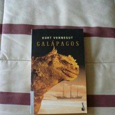 Libros de segunda mano: GALÁPAGOS - KURT VONNEGUT - NUEVO. Lote 91450940