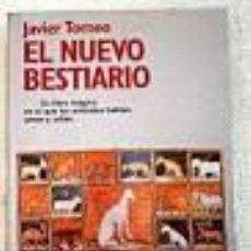 Libros de segunda mano: EL NUEVO BESTIARIO JAVIER TOMEO. Lote 92097695