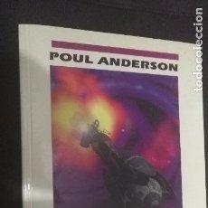 Libros de segunda mano: POUL ANDERSON , TAU CERO. Lote 93312340