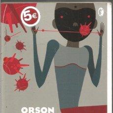 Livres d'occasion: ORSON SCOTT CARD. LA SOMBRA DE ENDER. BYBLOS. Lote 94470402